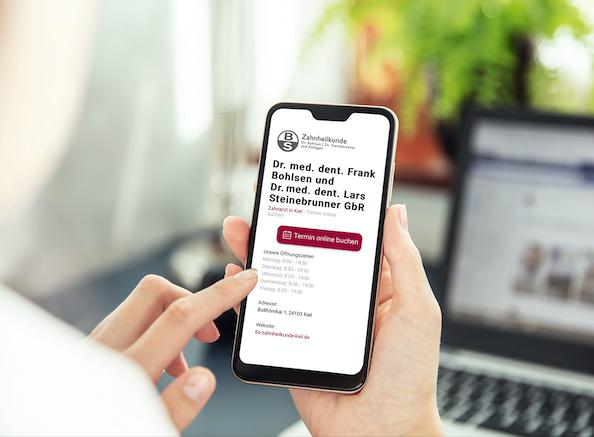 Klicks, die das Leben leichter machen: Online-Terminbuchung und -Sprechstunde